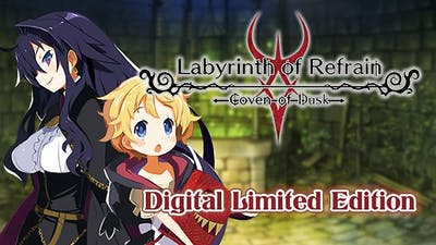 Labyrinth of Refrain: Coven of Dusk Digital Limited Edition