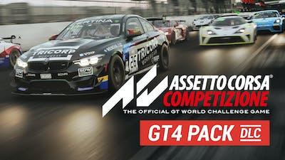 Assetto Corsa Competizione - GT4 Pack - DLC