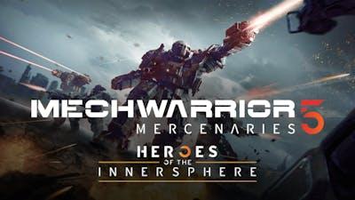 MechWarrior 5 Mercenaries - Heroes of the Inner Sphere - DLC