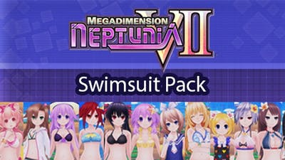 Megadimension Neptunia VII Swimsuit Pack DLC