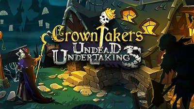 Crowntakers - Undead Undertakings - DLC