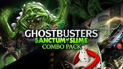 Ghostbusters: Sanctum of Slime Combo Pack