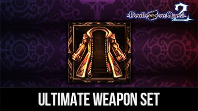 Death end re;Quest 2 - Ultimate Weapon Set - DLC