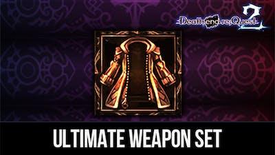 Death end re;Quest 2 - Ultimate Weapon Set