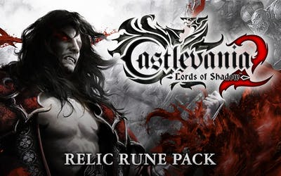 Castlevania: Lords of Shadow 2 - Relic Rune Pack - DLC