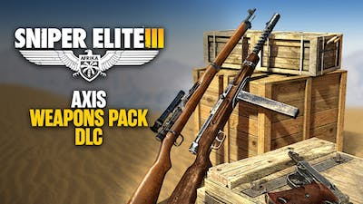 Sniper Elite 3 - Axis Weapons Pack DLC