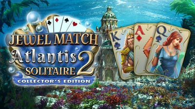 Jewel Match Atlantis Solitaire 2 - Collector's Edition