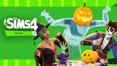 The Sims 4 Spooky Stuff Pack - DLC