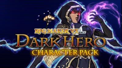 RPG Maker VX Ace: Dark Hero Character Pack DLC