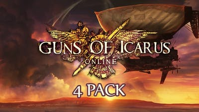 Guns of Icarus Online 4-Pack