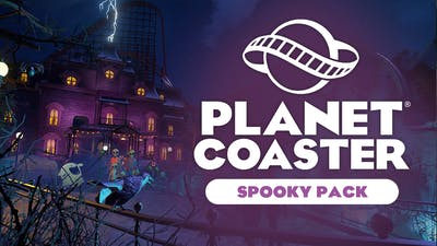 Planet Coaster - Spooky Pack - DLC