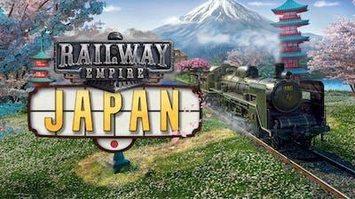 Railway Empire - Japan - DLC