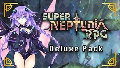Super Neptunia RPG - Deluxe Pack - DLC