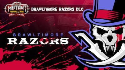 Mutant Football League: Brawltimore Razors - DLC