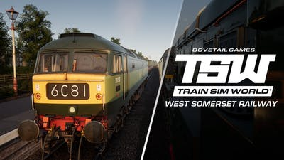 Train Sim World: West Somerset Railway Route Add-On