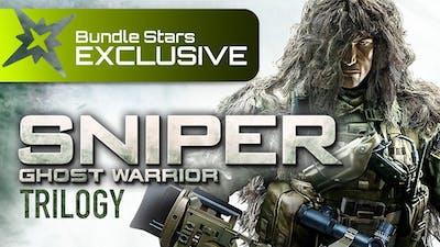 Sniper: Ghost Warrior Trilogy + FREE DLC | Steam Game Bundle