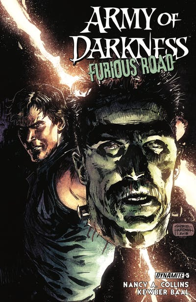 Army of Darkness Furious Road #5