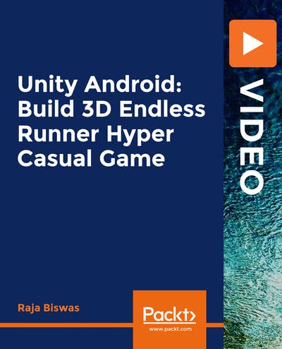 Unity Android: Build 3D Endless Runner Hyper Casual Game