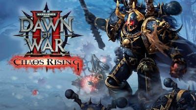 Warhammer 40,000: Dawn of War II Chaos Rising DLC