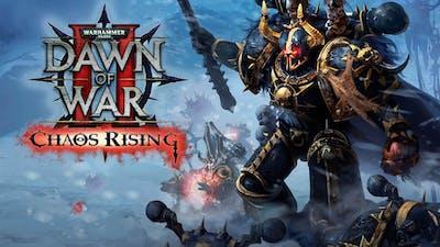 Warhammer® 40,000: Dawn of War® II Chaos Rising DLC
