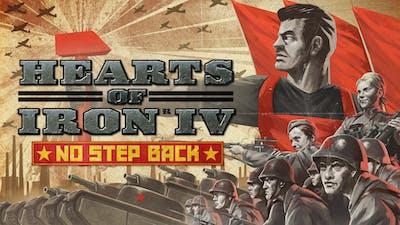 Hearts of Iron IV: No Step Back - DLC