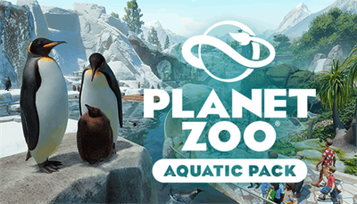 Planet Zoo: Aquatic Pack - DLC