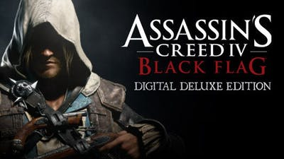 Assassin's Creed Black Flag - Deluxe Edition