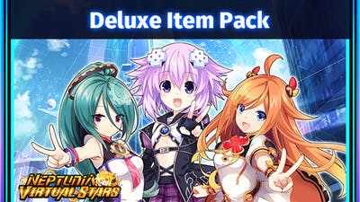 Neptunia Virtual Stars - Deluxe Item Pack