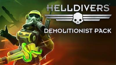 HELLDIVERS - Demolitionist Pack - DLC