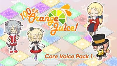 100% Orange Juice - Core Voice Pack 1
