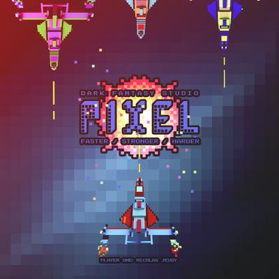 Pixel Faster Stronger Harder