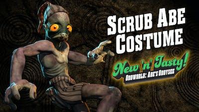 Oddworld: New 'n' Tasty - Scrub Abe Costume