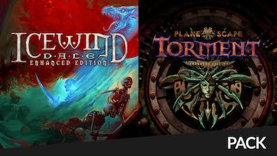 Icewind Dale + Planescape Torment Pack