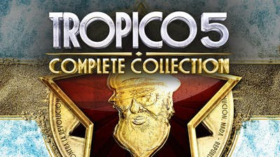 Tropico 5 - Complete Collection | Linux Mac PC Steam Game | Fanatical