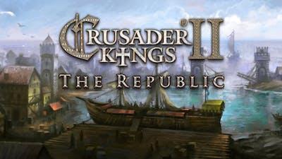 Crusader Kings II: The Republic DLC