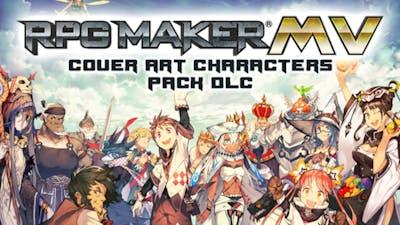 RPG Maker MV: Cover Art Characters Pack DLC