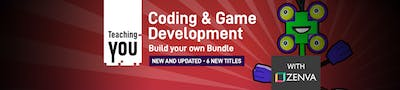 Coding and Game Development Build your own Bundle with Zenva