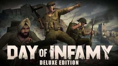 Day of Infamy Deluxe Edition
