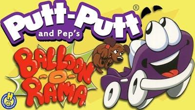 Putt-Putt® and Pep's Balloon-o-Rama