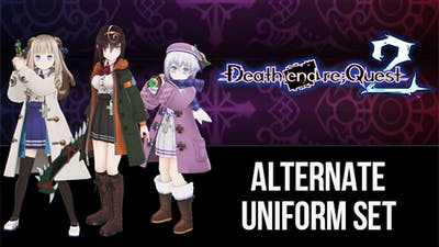 Death end re;Quest 2 - Alternate Uniform Set - DLC
