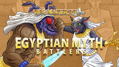 RPG Maker VX Ace: Egyptian Myth Battlers DLC