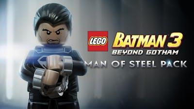 LEGO Batman 3: Beyond Gotham: Man of Steel DLC
