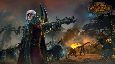 Total War: WARHAMMER II - Curse of the Vampire Coast | PC