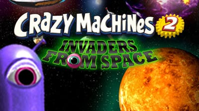 Crazy Machines 2 - Invaders from Space DLC