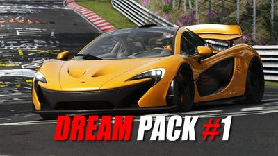 Assetto Corsa - Dream Pack 1 - DLC