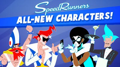 SpeedRunners - Civil Dispute! Character Pack - DLC