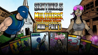 Sentinels of the Multiverse - Mini-Pack 1