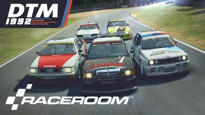 RaceRoom - DTM 1992 Car Pack - DLC