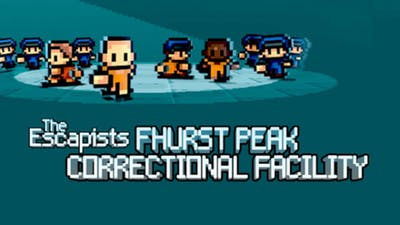The Escapists - Fhurst Peak Correctional Facility - DLC