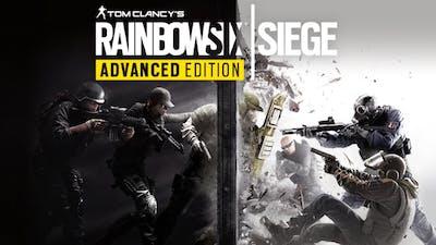 r6 advanced edition vs gold